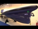 2018 Say 45 RIB Carbon Inflatable Boat - Walkaround - 2018 Boot Dusseldorf Boat Show