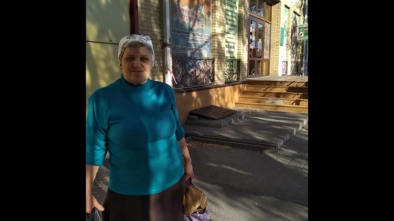 Пикет НОД в г. Новошахтинск 14 октября.