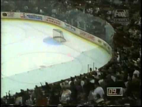 1996-97: Penguins vs. Canucks (02/04/1997) (No. 600 for Lemieux)