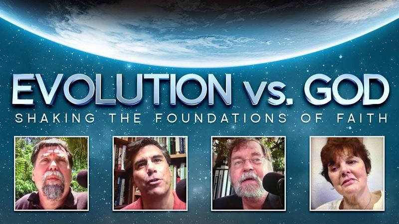 Эволюция против Бога (РУССКАЯ ОЗВУЧКА) Рэй Комфорт!