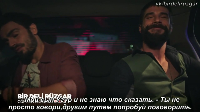 Bir Deli Rüzgar 5. Bölüm 1. Fragmanı russ sub