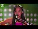 Diana cantó 'Asi fue mi querer' de los Hermanos Zuleta LVK Colombia Audiciones a ciegas T1