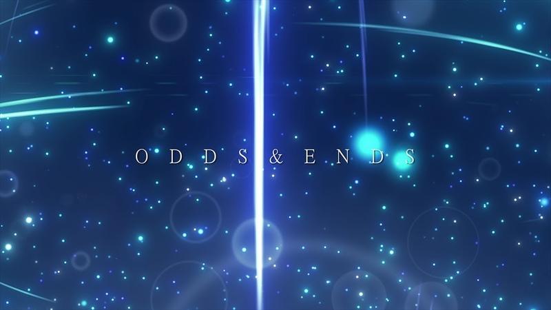 [MMD]ODDSENDS