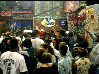 Yo! MTV Raps - Last Episode Freestyle [August 17, 1995] - From