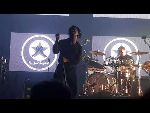 Massive Attack ft. Young Fathers He Needs Me (1_2) (Metronome Festival 20180622)