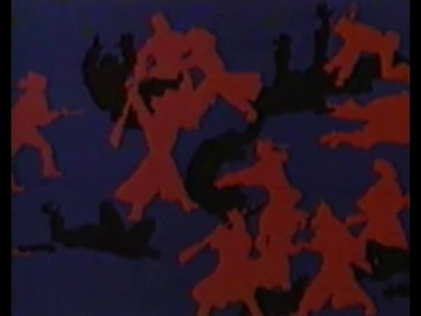 Песня о юном барабанщике Вячеслав Котёночкин 1972 г Мультфильм Детский Рисованный