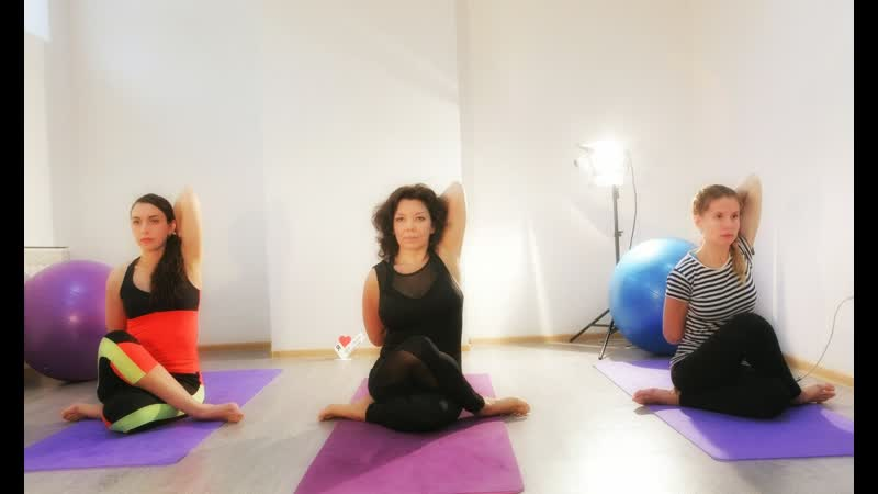 Йога студия в Солнечном