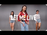 1Million dance studio Let Me Live - Rudimental &amp Major Lazer (ft. Anne-Marie &amp Mr. Eazi) Tina Boo Choreography