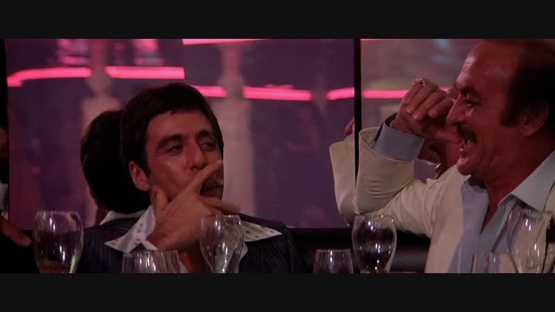 Лицо со шрамом Scarface (1983) перевод ganiballekter