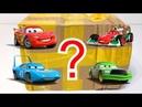 Тачки Дисней Новые Игрушки Распаковка Мультики про Машинки Видео для Детей