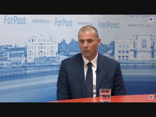 Председатель Севастопольской ассоциации ветеранов спецподразделений