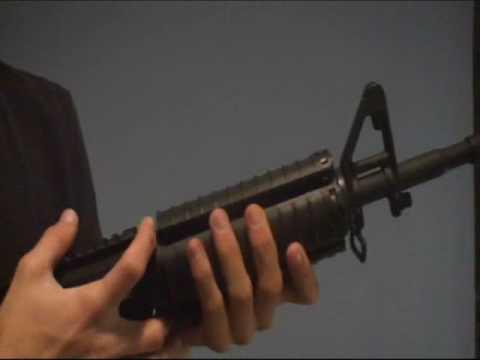 JG M4 CQB AEG Airsoft Rifle