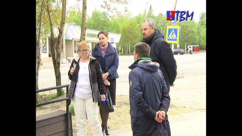 Депутат работает в округе. Максим Иванов посетил объекты социальной инфраструктуры Мончегорска.