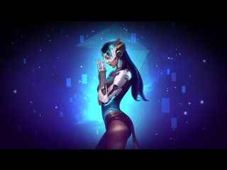 Symmetra - Animated Wallpaper (1440p) Overwatch