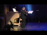 Камиль Сен-Санс Пляска смерти.Марк Таубе-скрипка,Екатерина Маришкина-орган.