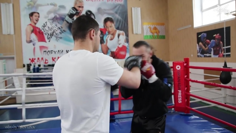 [True Gym MMA] Как научиться не бояться удара в голову