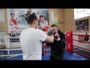 [True Gym MMA] Как научиться не бояться удара в голову