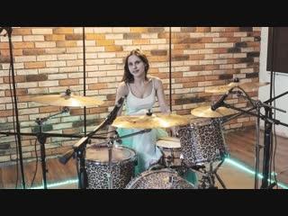 The Rasmus - Night After Night (Drum cover) GOROGKOVDRUM