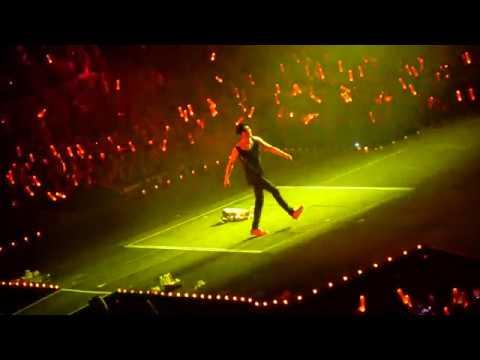 180818 아이콘 콘서트 iKON CONTINUE TOUR IN SEOUL|비아이 솔로 B.I SOLO - 돗대 ONE AND SOLO