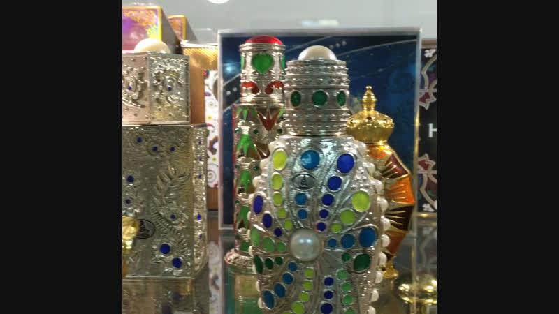 Концентрированные масляные духи (Дубай)