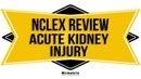 AKI (Acute Kidney Injury) [NCLEX RN Review - 2019]