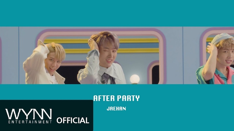 SPECTRUM(스펙트럼) 'AFTER PARTY' SOLO FILM TRAILER 2