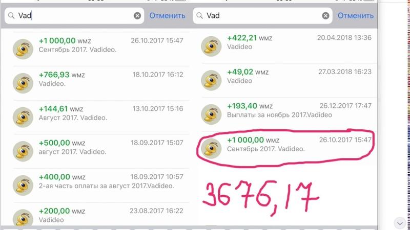 Vadideo Network - Кидалы и мошенники. Развернутый отзыв о компании