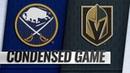 10/16/18 Condensed Game: Sabres @ Golden Knights