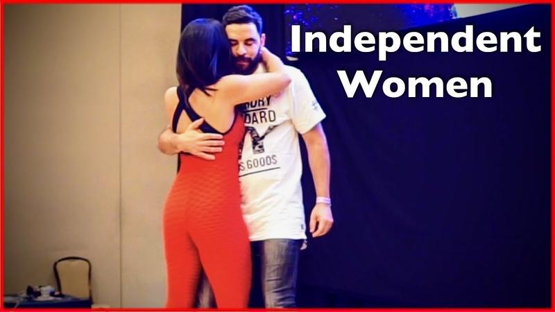 Independent Women - Destiny's Child | Freddy Andressa Marinho in Washington DC 2018 | Zouk Dance » Freewka.com - Смотреть онлайн в хорощем качестве