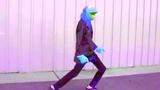Kermit caught on tape