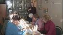 Получатели социальных услуг Серпуховского дома ветеранов учатся рисовать