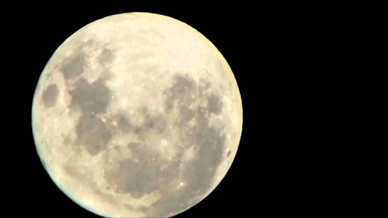 Moon Perigee 19 March 2011 - from Cape Town