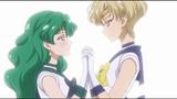Sailor Neptune and Sailor Uranus in Love (Crystal Version) AMV