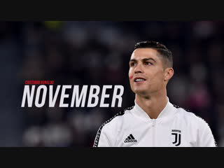 Cristiano Ronaldo November 2018