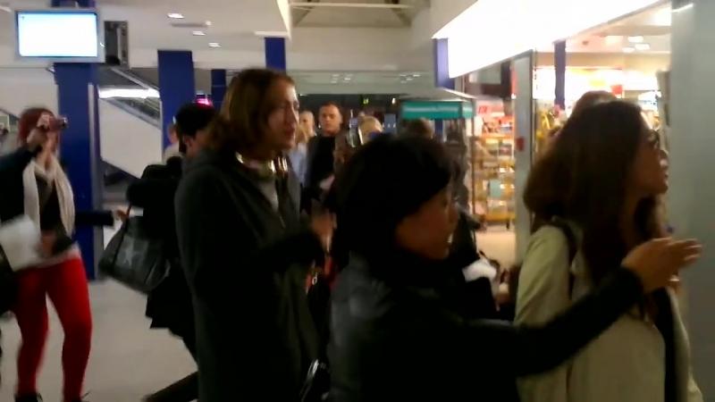 Jang Keun Suk 장근석 at Berlin Airport 120923