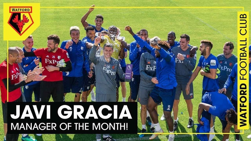 GRACIA GETS A SOAKING! 😂 💦   MANAGER OF THE MONTH!