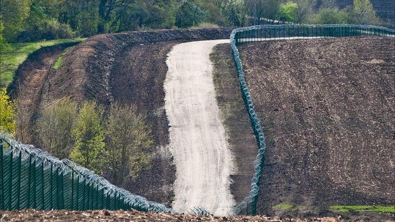 Стена отгородит Харьковскую область от России до конца года - Аваков