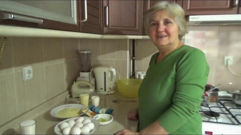 Очень простой рецепт турецкой сладости от моей свекрови / Турецкий ревани с манкой, щербетом