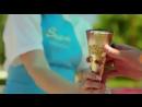 Реклама мороженого Delice'cone
