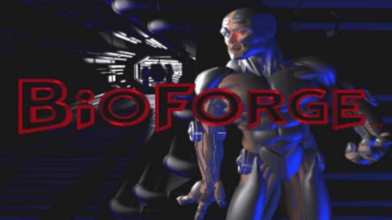 BioForge - Ретроспектива Сайбериона (Обзор игры BioForge)
