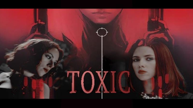 ·Natasha Romanoff | You're toxic