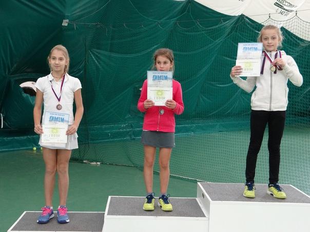 Кубок города Томска по теннису 2017 года. 3 этап. ДМ9-10