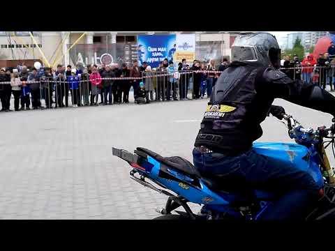 02 06 2018г день мотоциклиста в парке Маяковского ЕКБ №3
