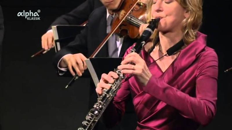 W.A. Mozart Konzert für Klarinetten und Orchester A-Dur KV 622 Symphonie Nr. 12 G-Dur KV 110