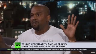 Trump's support among black community doubles since 2017 – poll