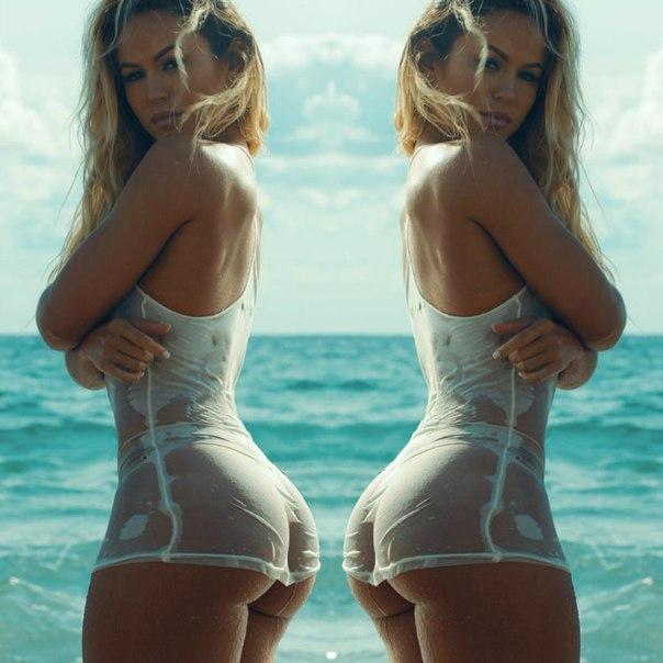 White trash nude sex video