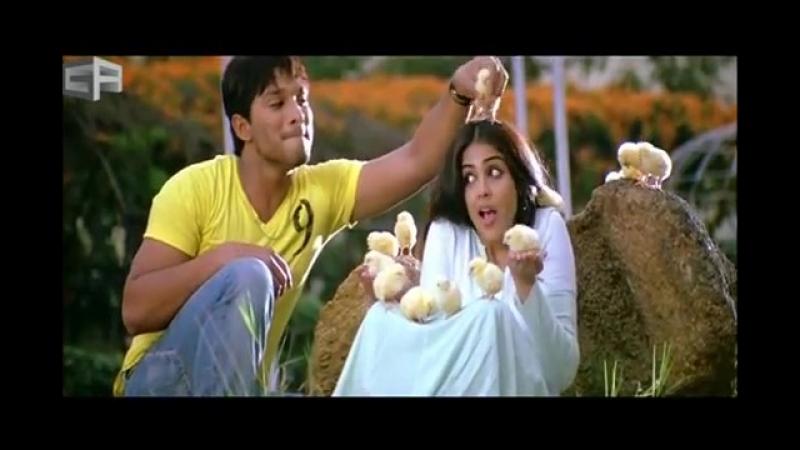 Egire Mabbulalona Telugu Video Song Happy Movie Allu Arjun Genelia