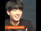 In case smb wasnt feeling well today, heres a compilation of Jungkook being smiley and h