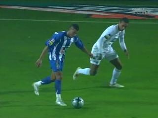 Goal Quaresma on V. Guimaraes