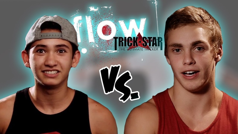 Trickstar Semi-Final 1: Andrew Franklin vs Bailey Payne | Trickstar Battle